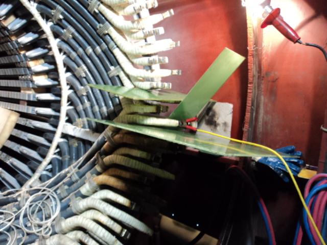 Rebobinado de rotor y estator Siam Di Tella