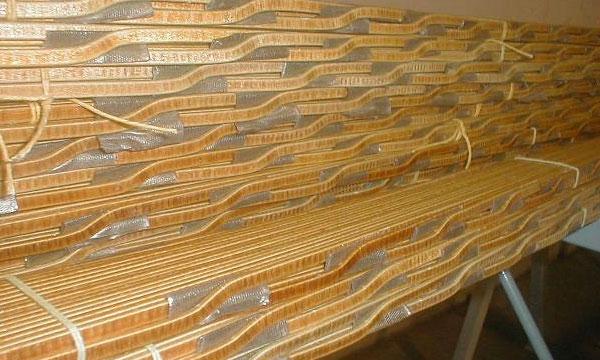 Fabricación de bobinas y bastones (semi-bobinas)